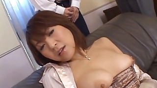 blowjob boss brunette cumshot gang-bang horny hot japanese licking