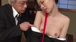 babe brunette couple fetish fuck japanese small-tits little masturbation