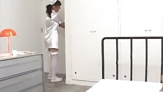 fetish couple fuck japanese nurses