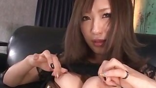 couple brunette ass handjob japanese masturbation solo stocking toys
