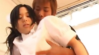 vagina oral couple brunette cute fetish japanese licking masturbation
