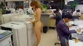 amateur brunette fetish high-heels japanese nude office oriental shaved