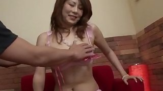 big-tits brunette bus busty couple japanese masturbation toys vagina