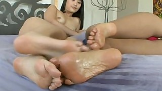 slender boss chinese feet fetish foot-fetish