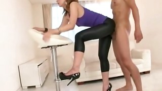 juicy high-heels hardcore fuck foot-fetish dress ass