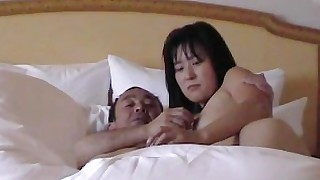 japanese mammy milf blowjob