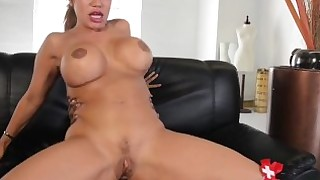 brunette boobs blowjob striptease big-tits sperm anal ride pornstar