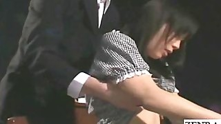 dildo exotic group-sex japanese office playing