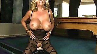 blonde bus busty crazy japanese mature milf ride squirting