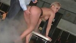 blonde big-tits babe mature japanese hot