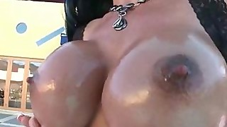 bus busty horny japanese milf squirting