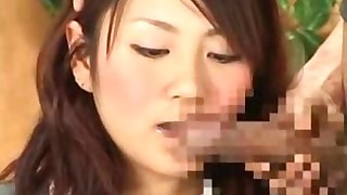 blowjob bukkake cumshot hot japanese