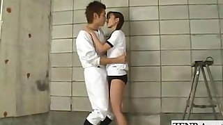 dancing japanese playing striptease teen
