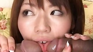 hot korean anal group-sex