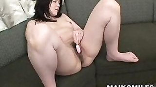 hairy japanese milf oral