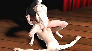 anime big-tits boobs foot-fetish footjob japanese masturbation milf