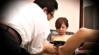 ass japanese office pov