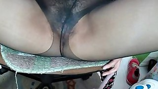 hairy pussy webcam